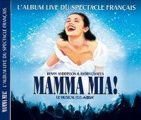 Cover Musical - Mamma Mia! [L'album live du spectacle français]